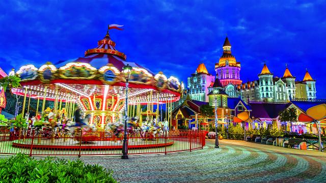 Отдых в Сочи зимой: 5 развлечений для всей семьи