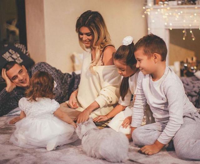 Ксения Бородина и Курбан Омаров отмечают день рождения дочери