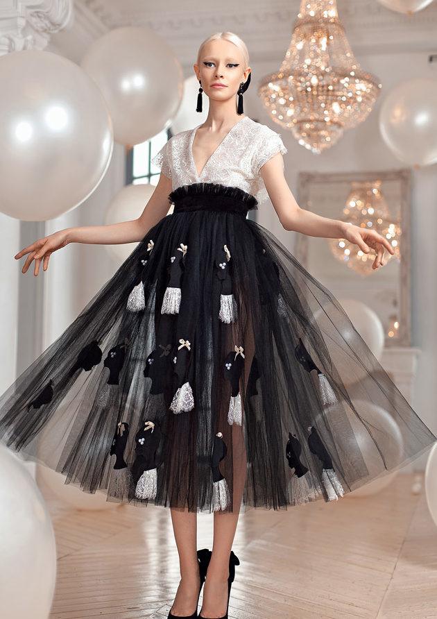 Топ-6: легкие вечерние платья для новогоднего праздника