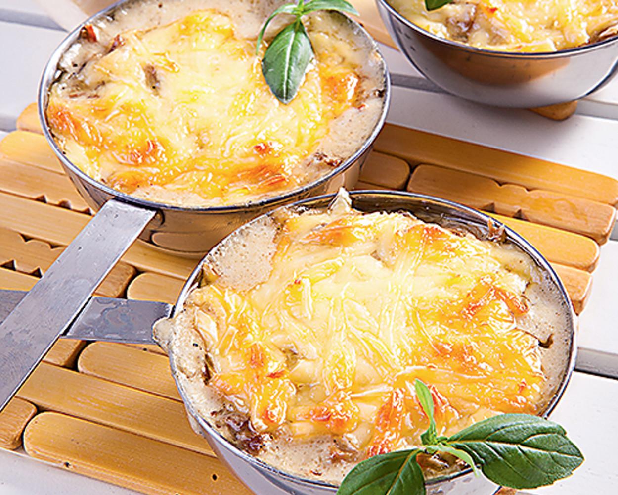 Блюда из шампиньонов: 4 вкусных рецепта