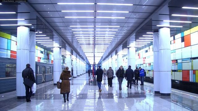 Как будет работать транспорт в новогоднюю ночь в Москве