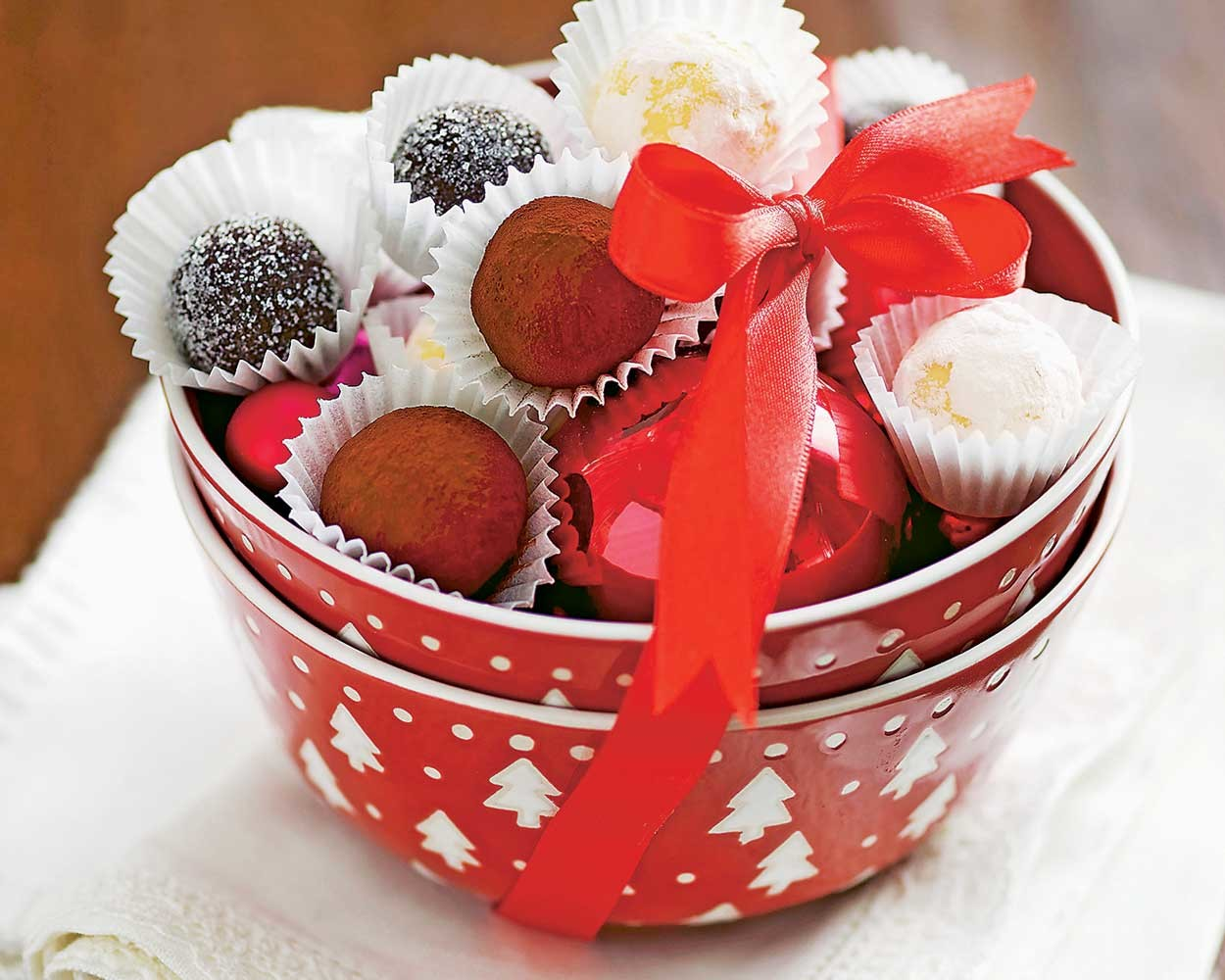 Шоколадные конфеты своими руками: мастер-класс по изготовлению