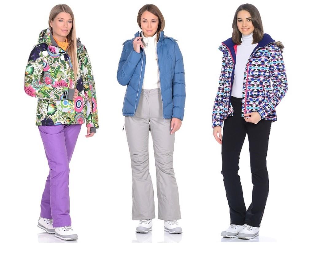 Зимняя одежда для активного отдыха: выглядеть красиво и не замерзнуть