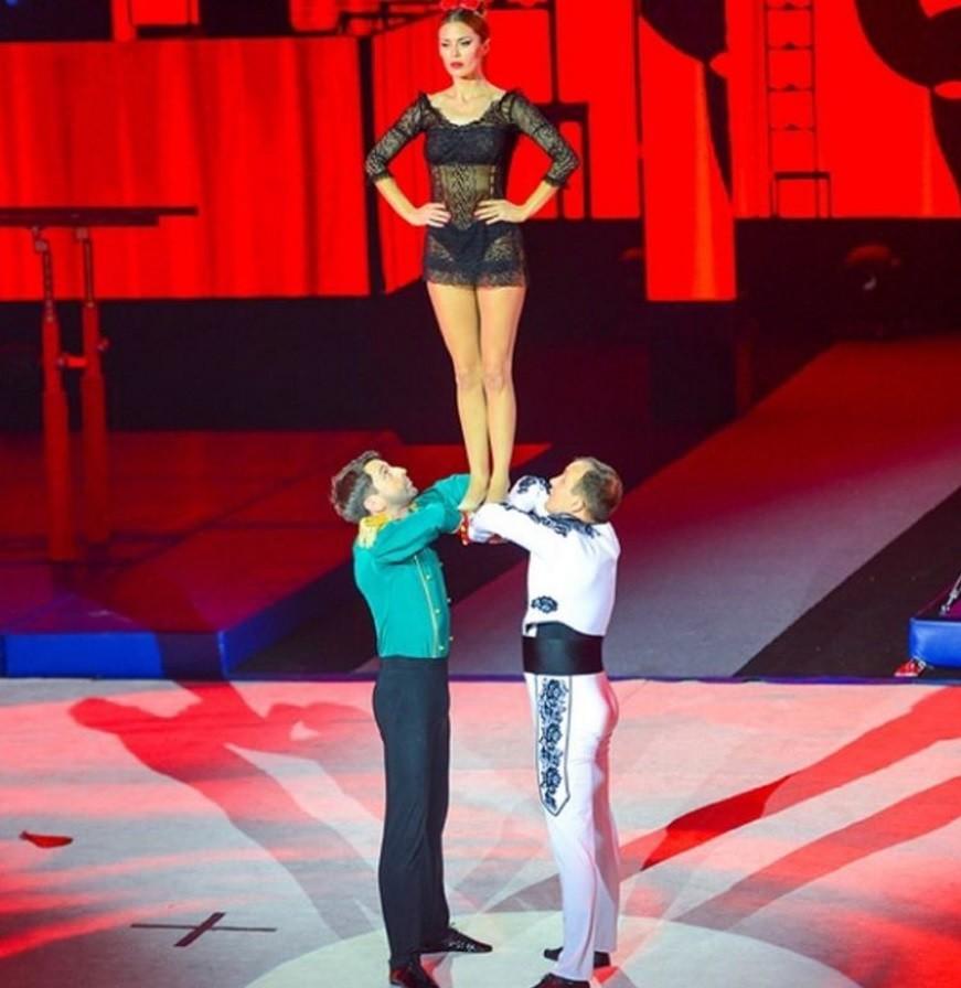 Викторию Боню выгнали из шоу «Без страховки»
