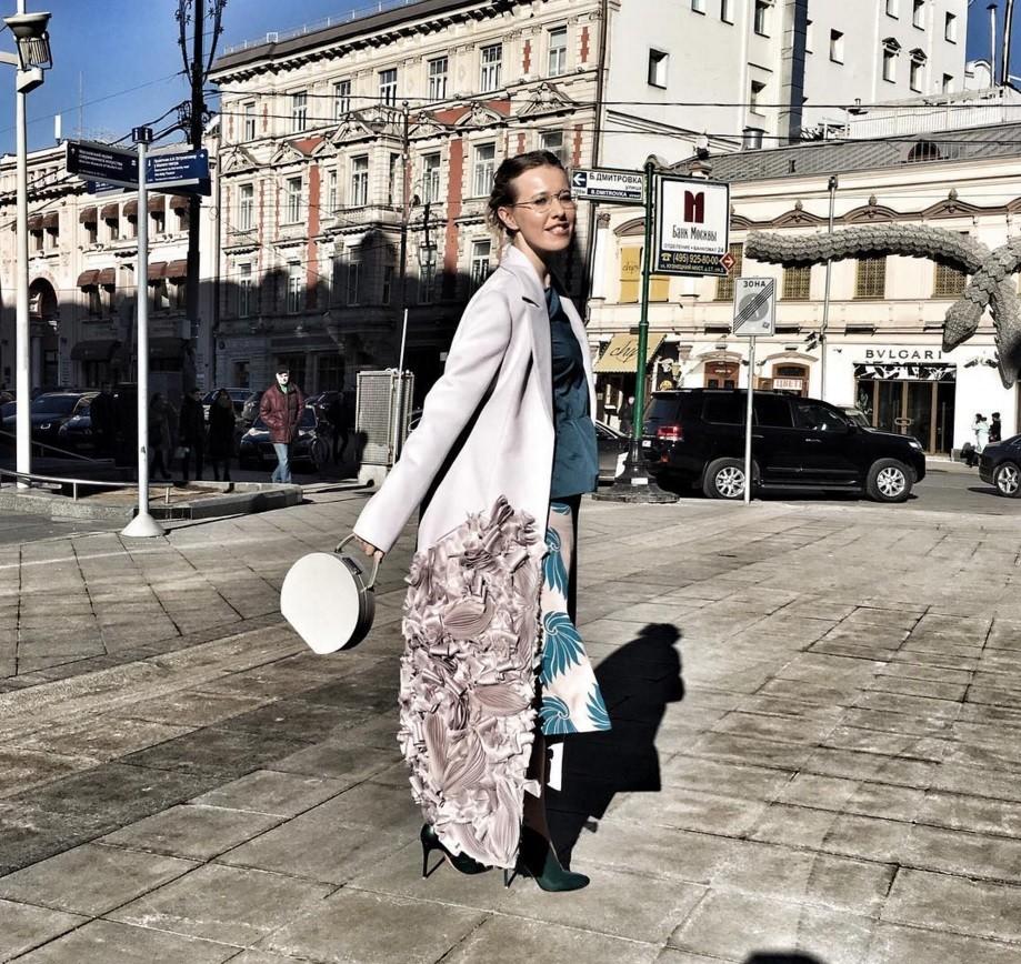 У Ксении Собчак пропали документы и чемоданы