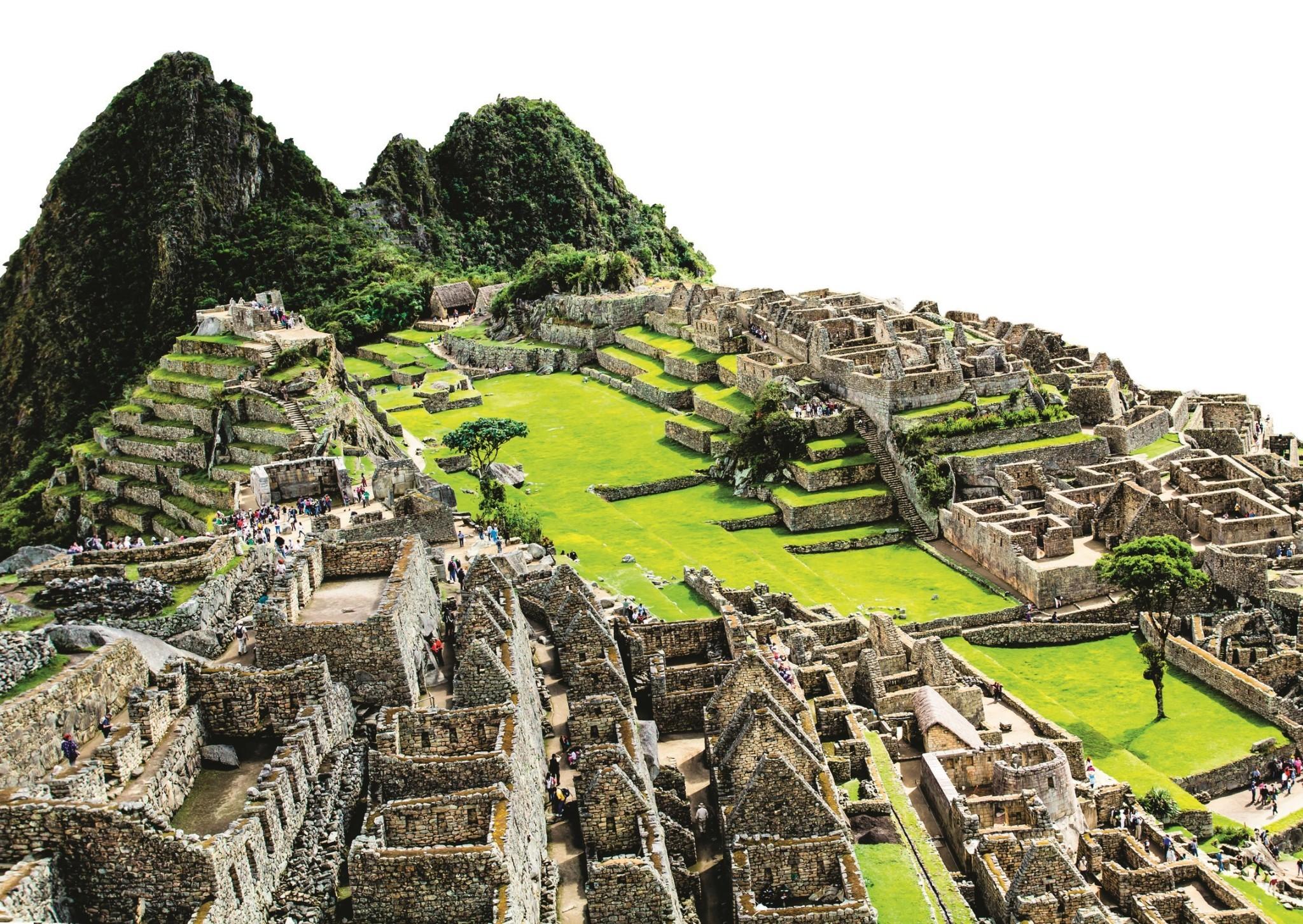 Перуанский амулет: найти свою половинку на краю света