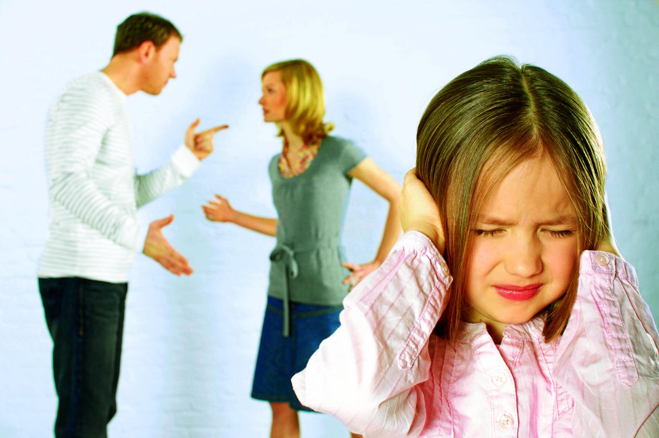 Конфликты в семье: опасные последствия для ребенка