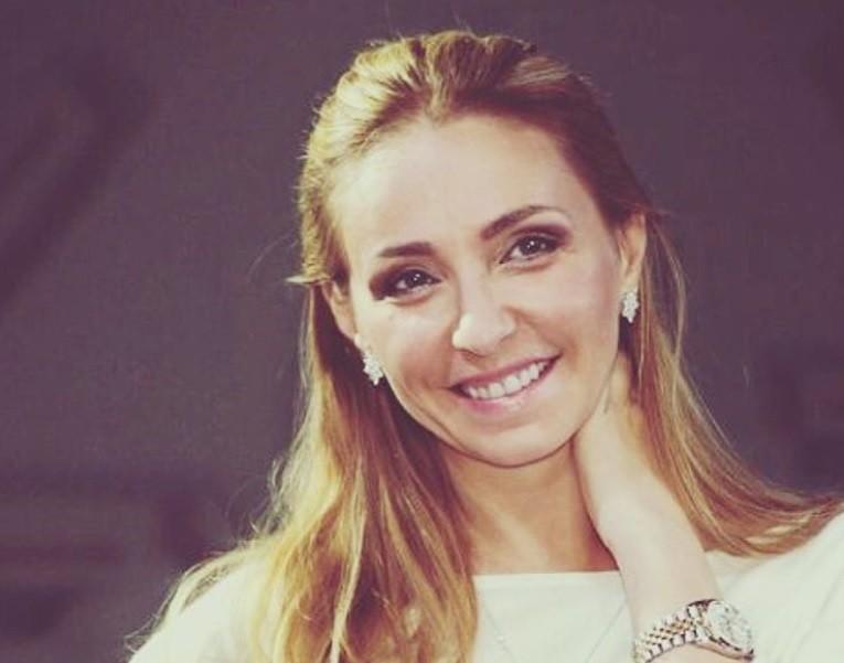 Татьяна Навка стала лицом ювелирного бренда