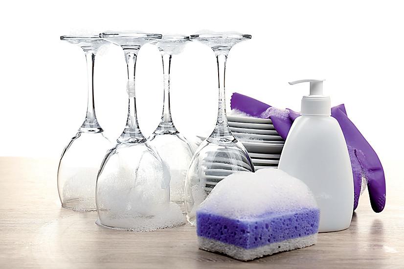 Как ухаживать за стеклянной и хрустальной посудой