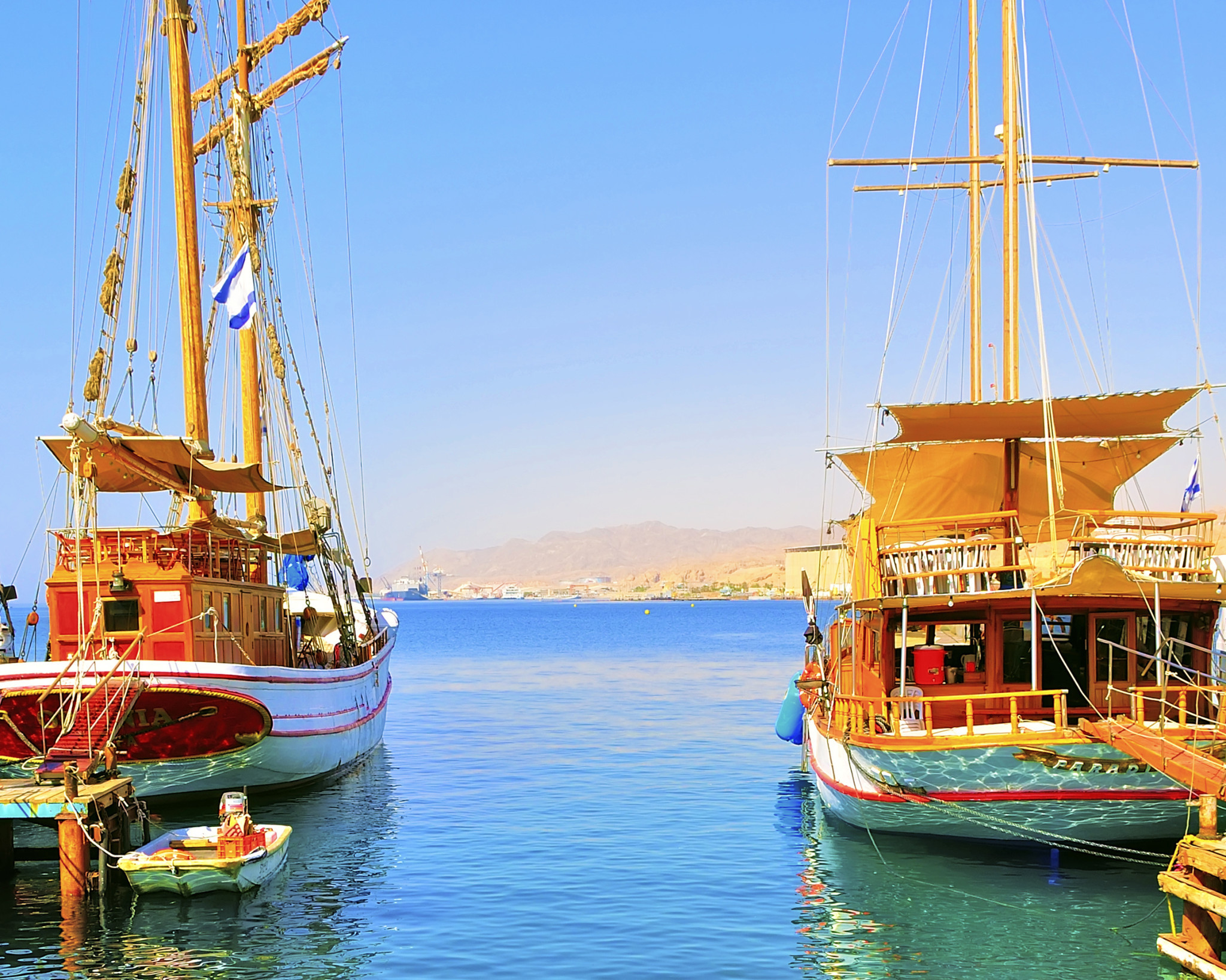 Израильский курорт Эйлат: берег желанный