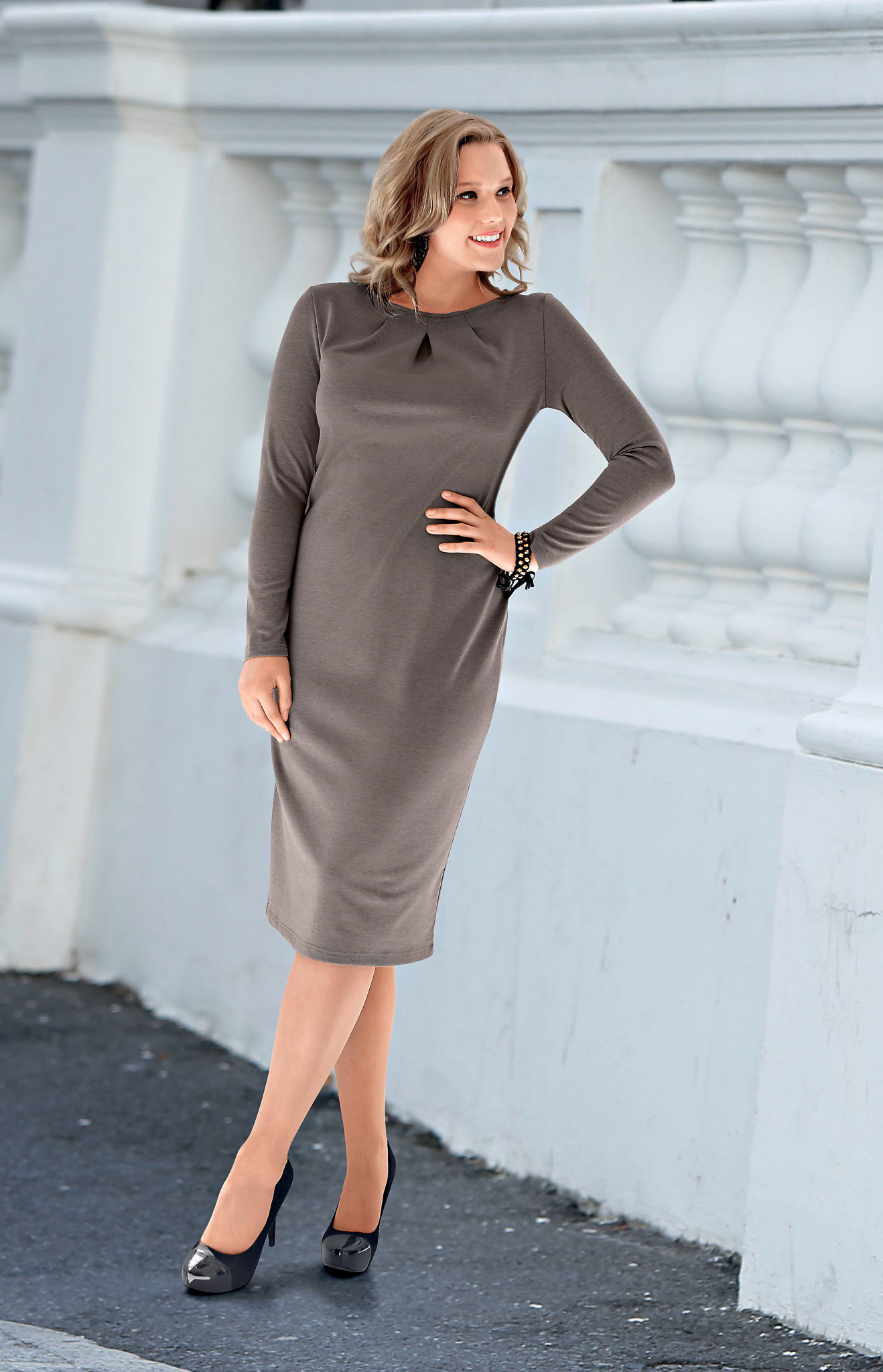 Мода плюс: учимся правильно подбирать наряд