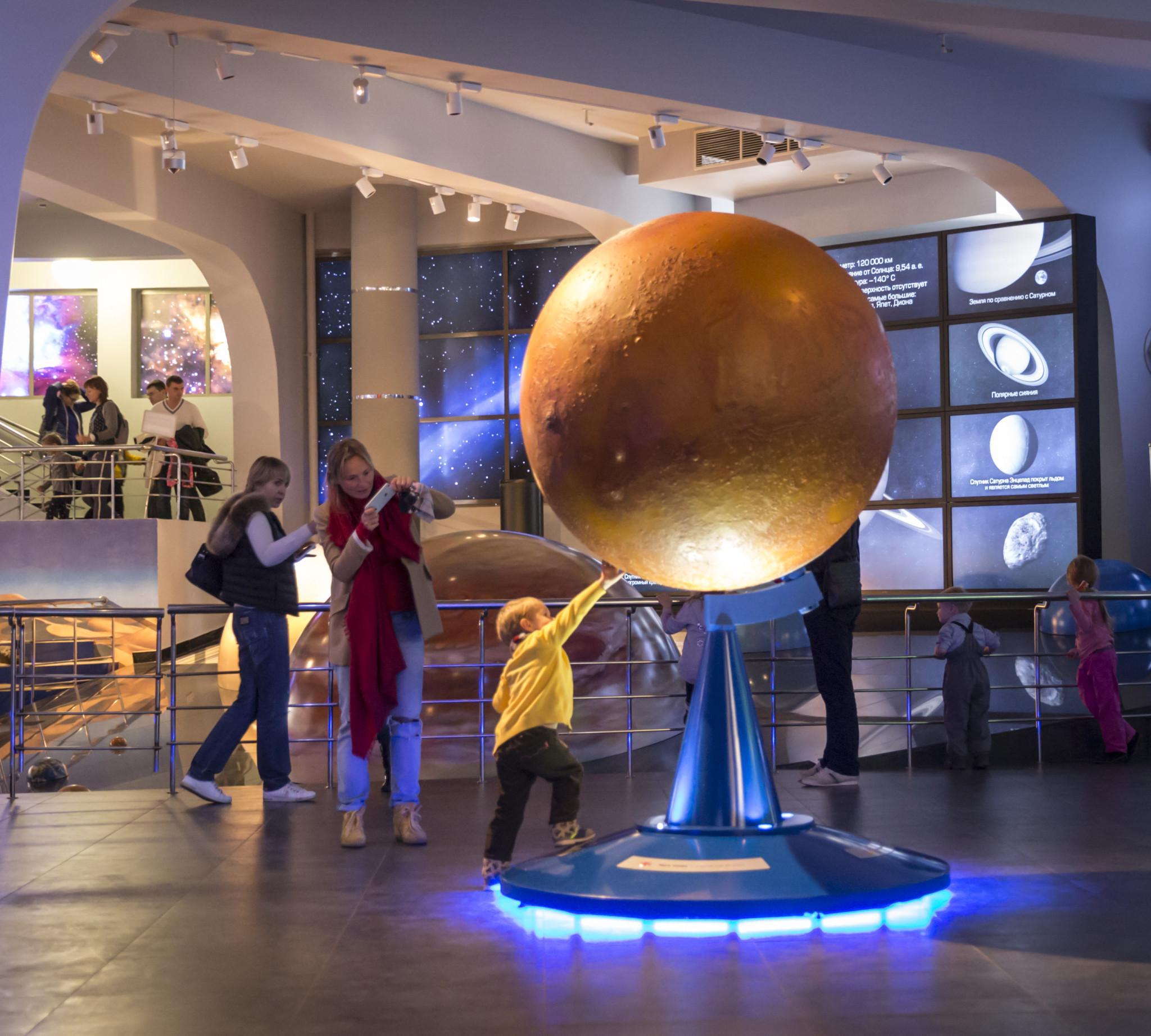 День космонавтики: куда сходить полюбоваться звездами?
