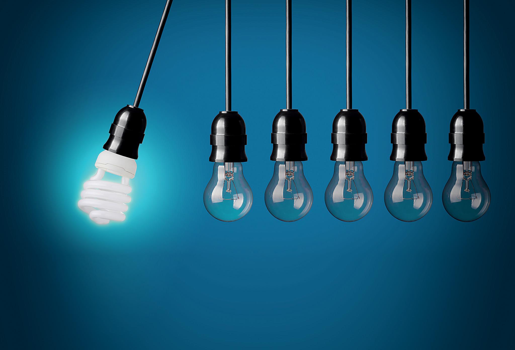 Энергосберегающие лампы: использование и риски