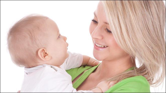 Не знаете, как раговаривать с младенцем? Учитесь!