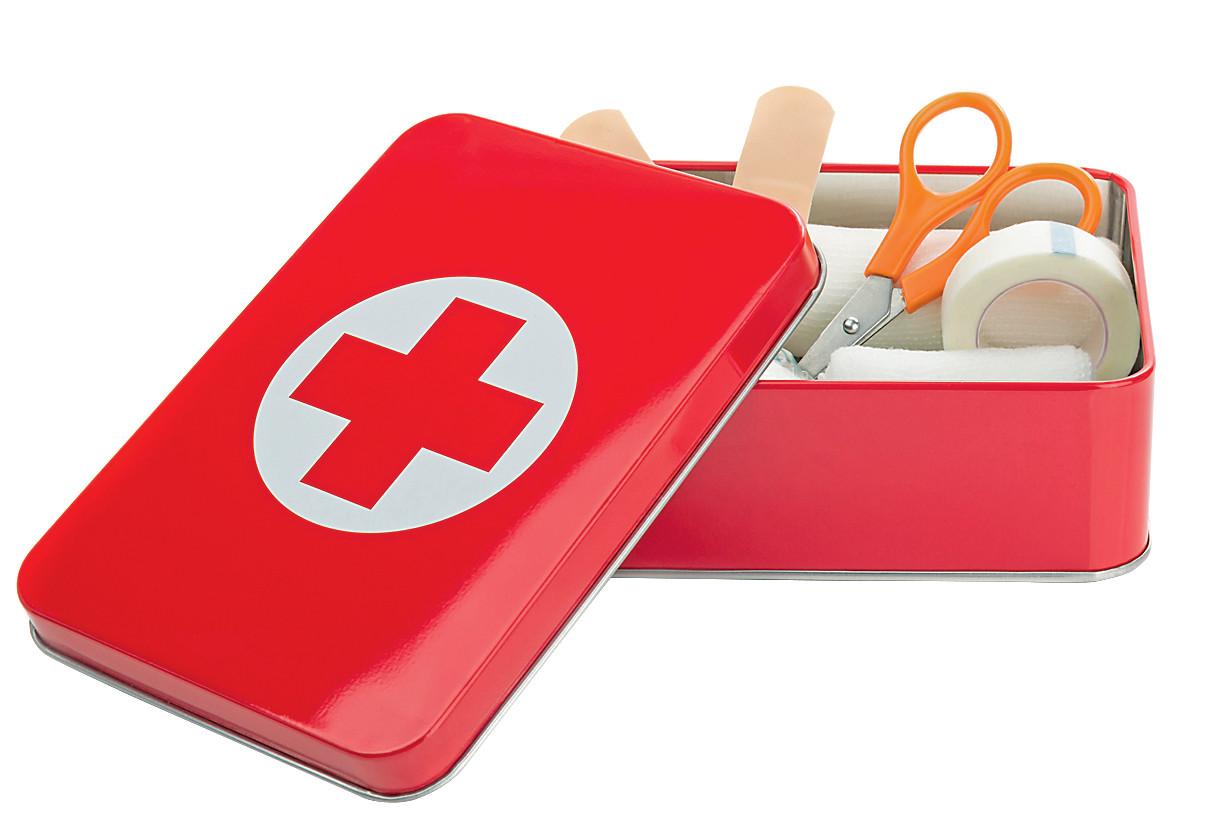 Дорожная аптечка: список необходимых средств