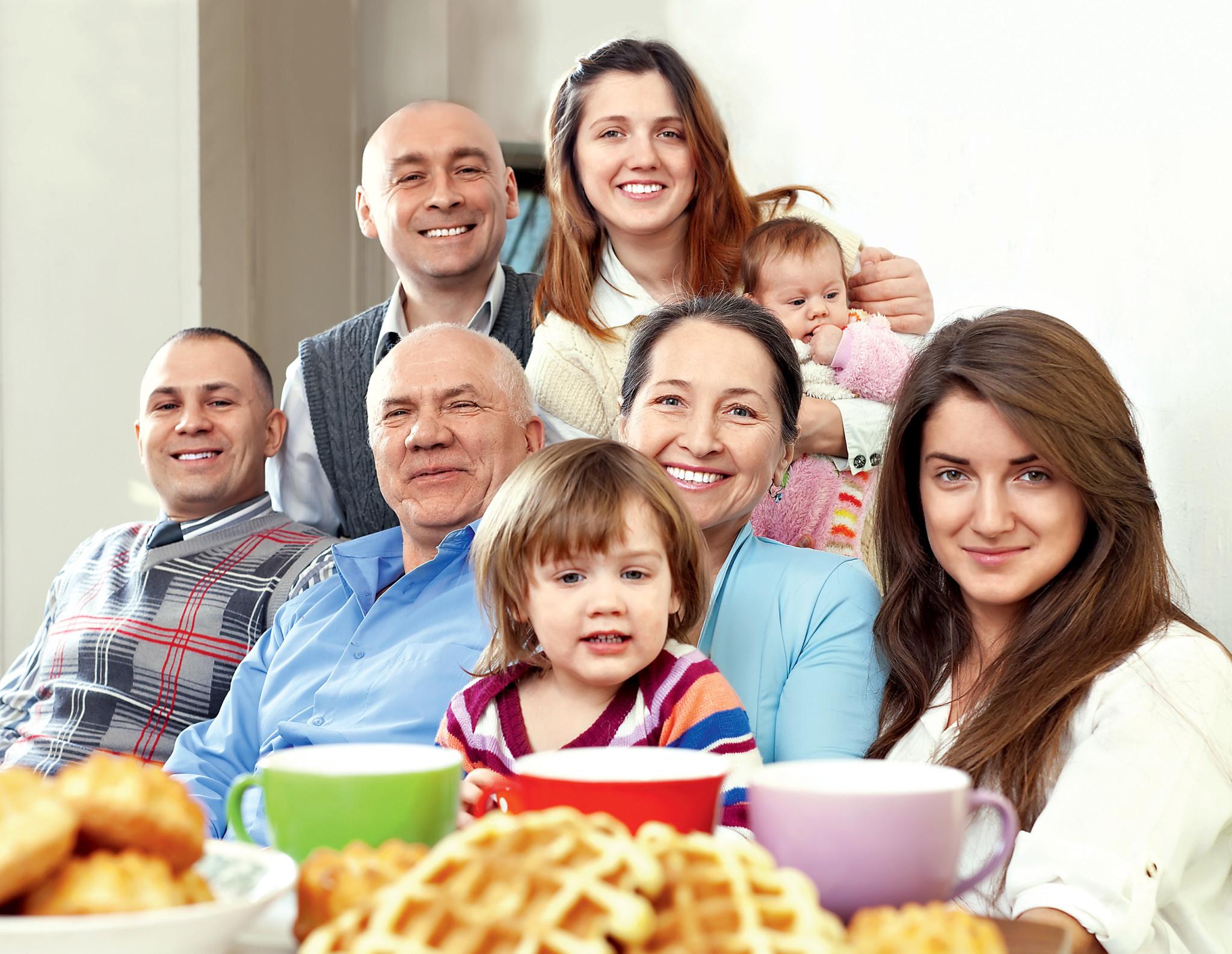Семейный сценарий: может судьба передаваться по наследству?