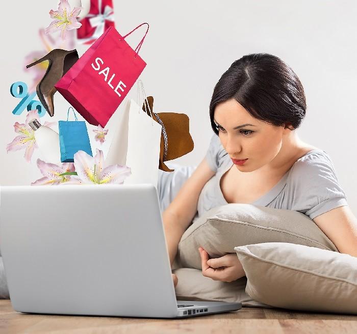 Распродажи в интернете: где искать максимальные скидки?