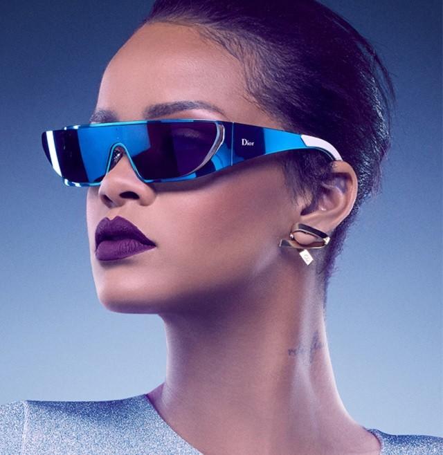Певица Рианна создала модную коллекцию для Dior