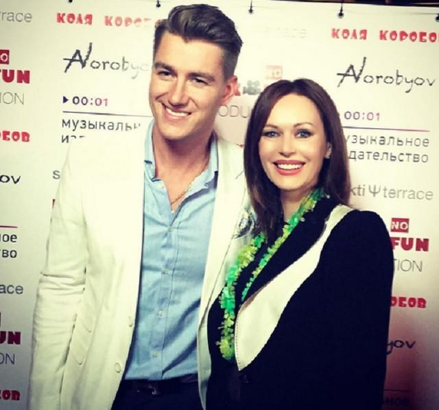 Ирина Безрукова впервые вышла в свет с новым мужчиной
