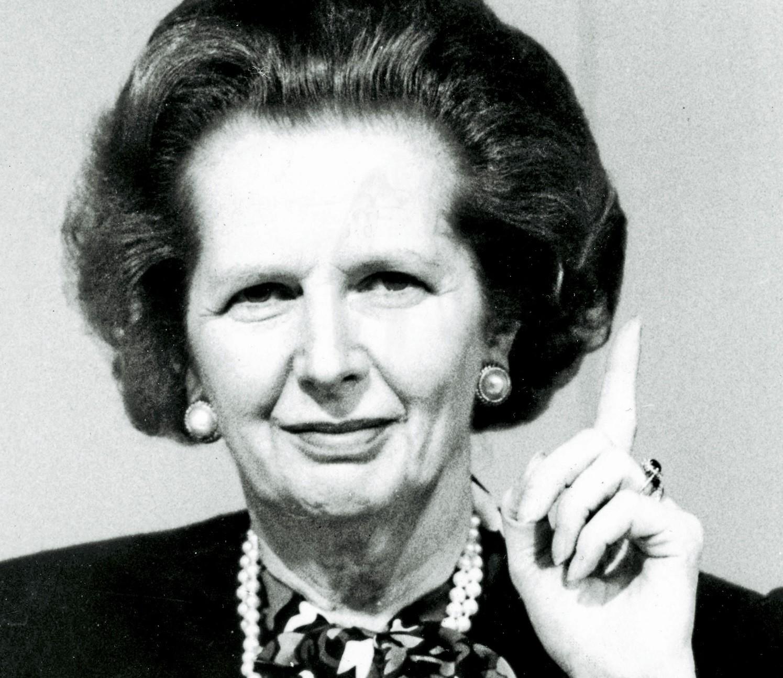 10 цитат Маргарет Тэтчер о власти, деньгах и не только