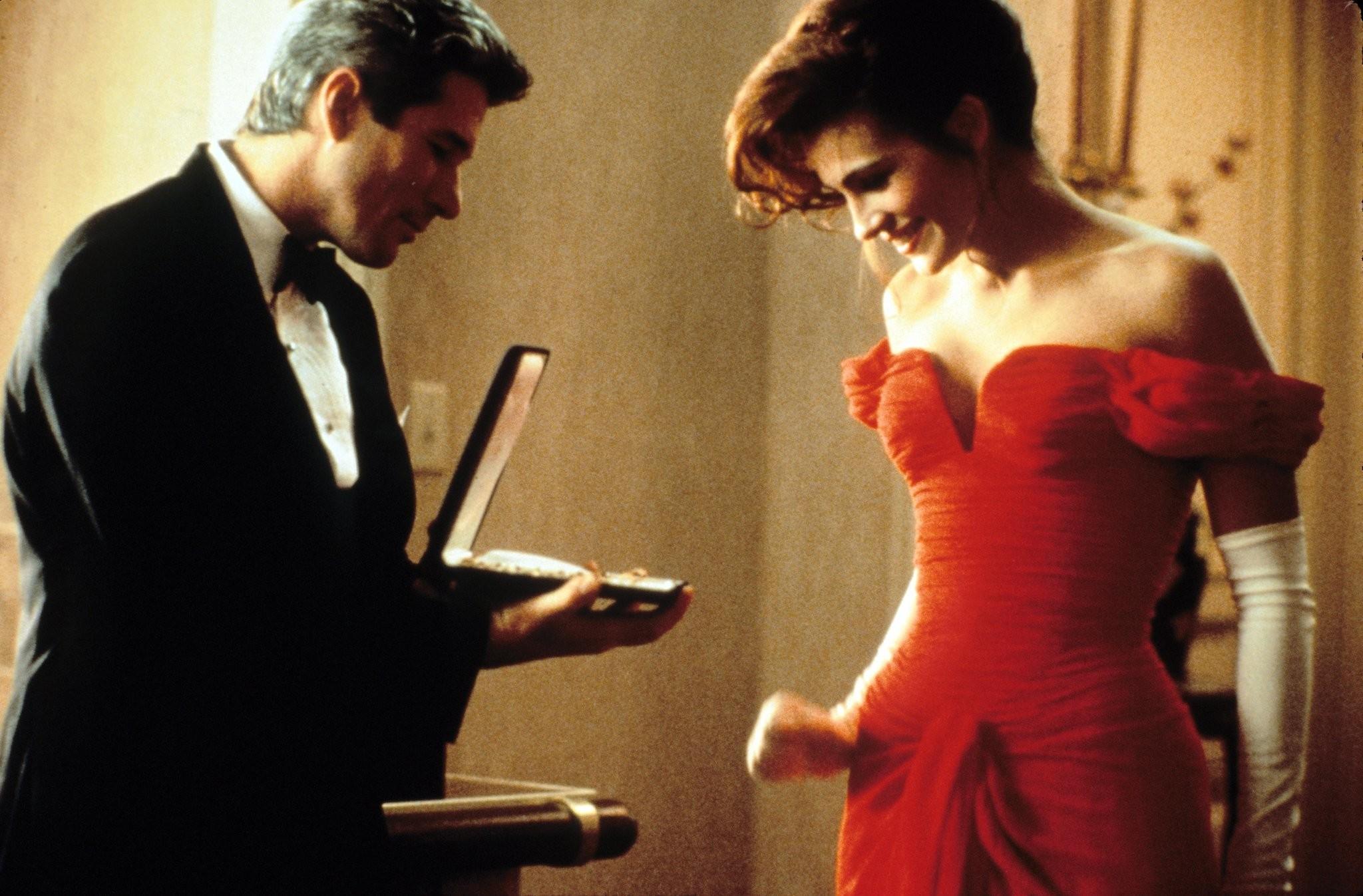 10 самых стильных моментов «Красотки»
