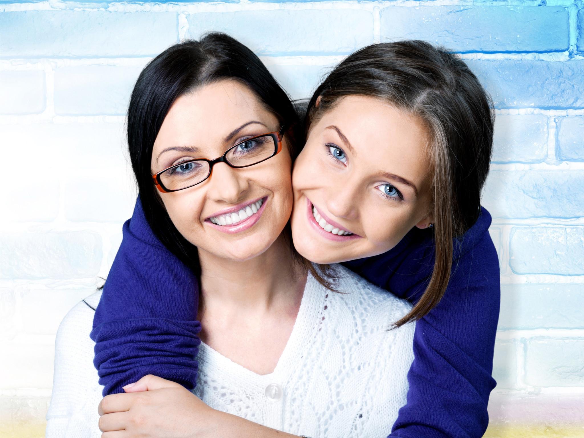 Мама и взрослая дочь картинки прикольные