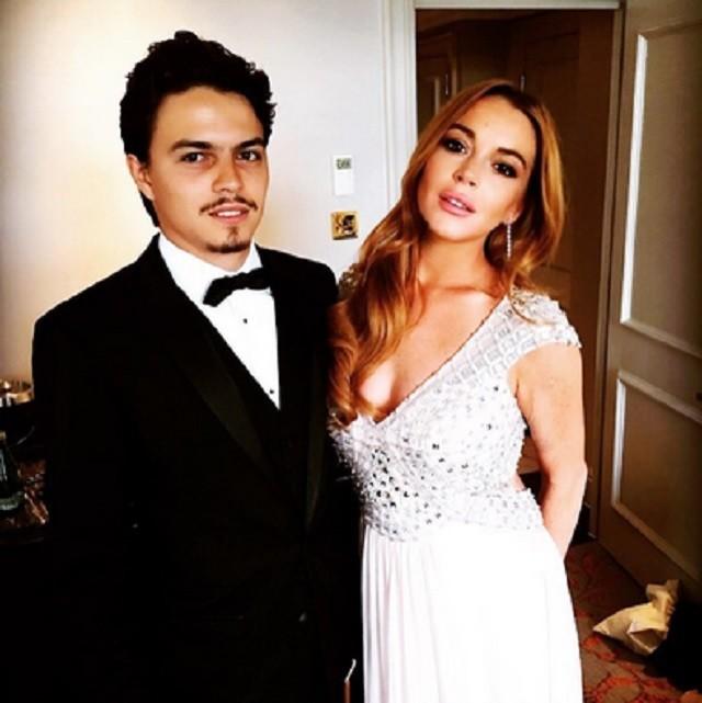 Линдси Лохан готовится к свадьбе с русским женихом
