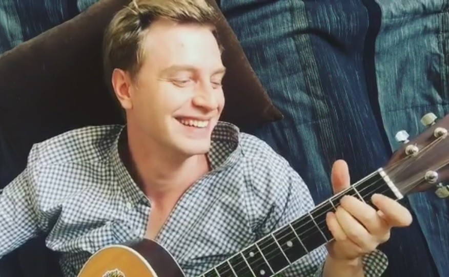 4 песни: ах, как мужчины умеют петь о любви