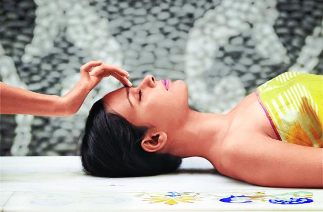 4 вида экзотического массажа: как снять напряжение