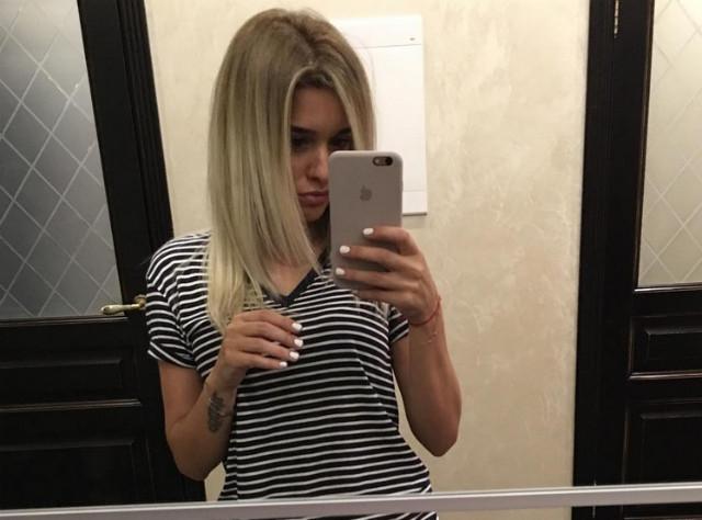 Ксения Бородина примкнула к отряду блондинок