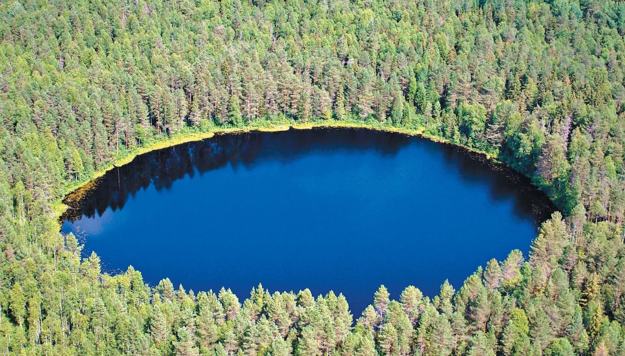 Долина реки Кова: там, где находится удивительная поляна