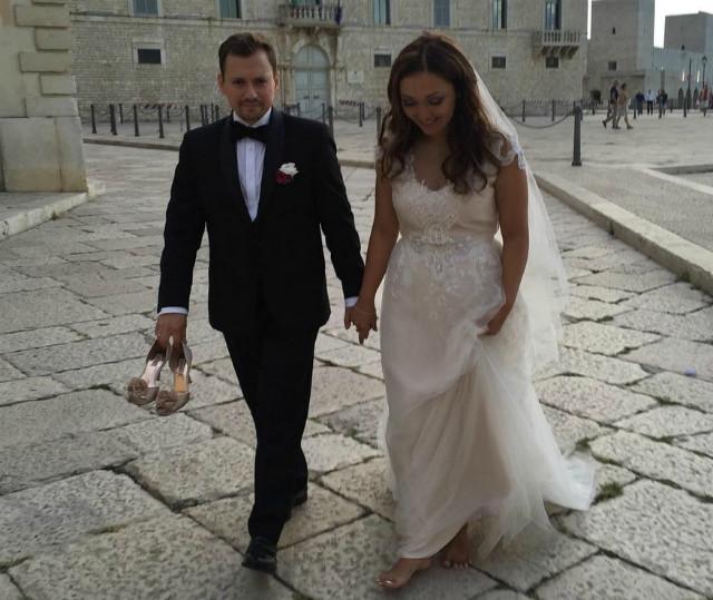 Андрей Гайдулян отпраздновал свадьбу в Италии