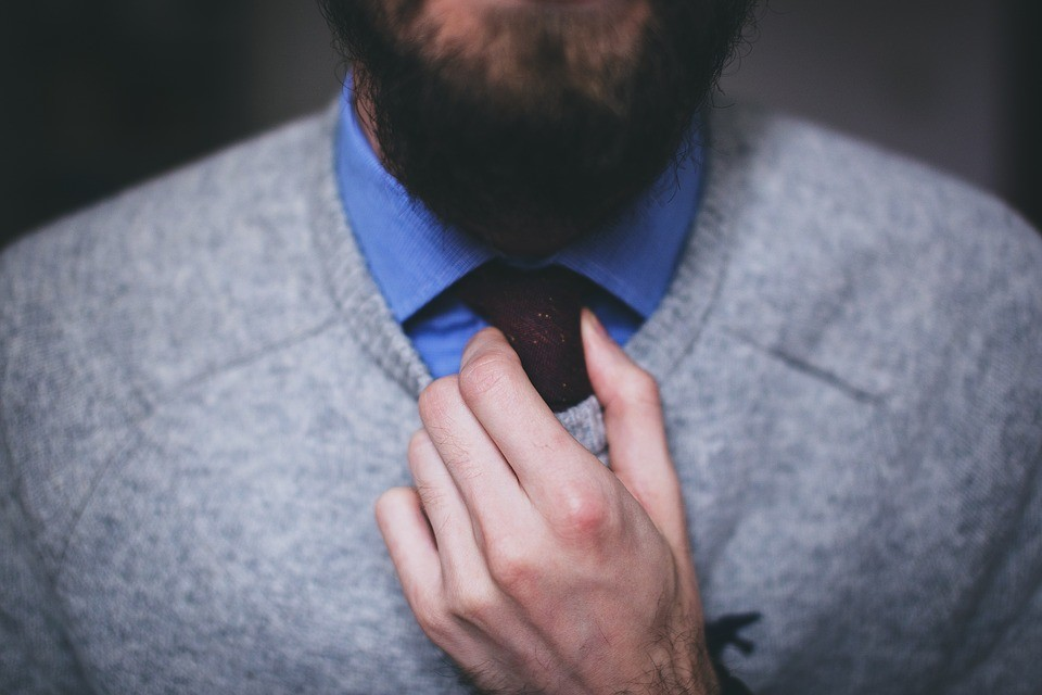 Бородатые мужчины или гладко выбритые — выбор сделан