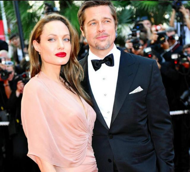 Анджелина и Брэд: 10 лучших фото экс-возлюбленных