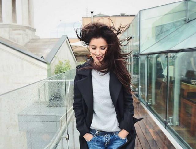 Актуальные осенние пальто 2016: что носят знаменитости