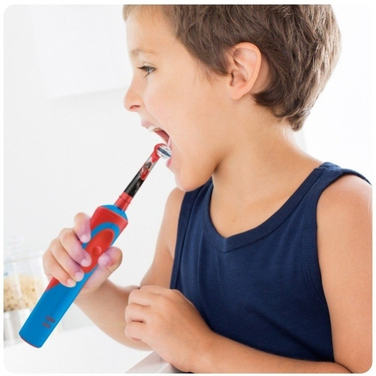 Мощное оружие для маленьких джедаев в борьбе против кариеса
