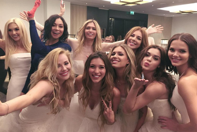 Свадебные платья звезд: 5 модных образов