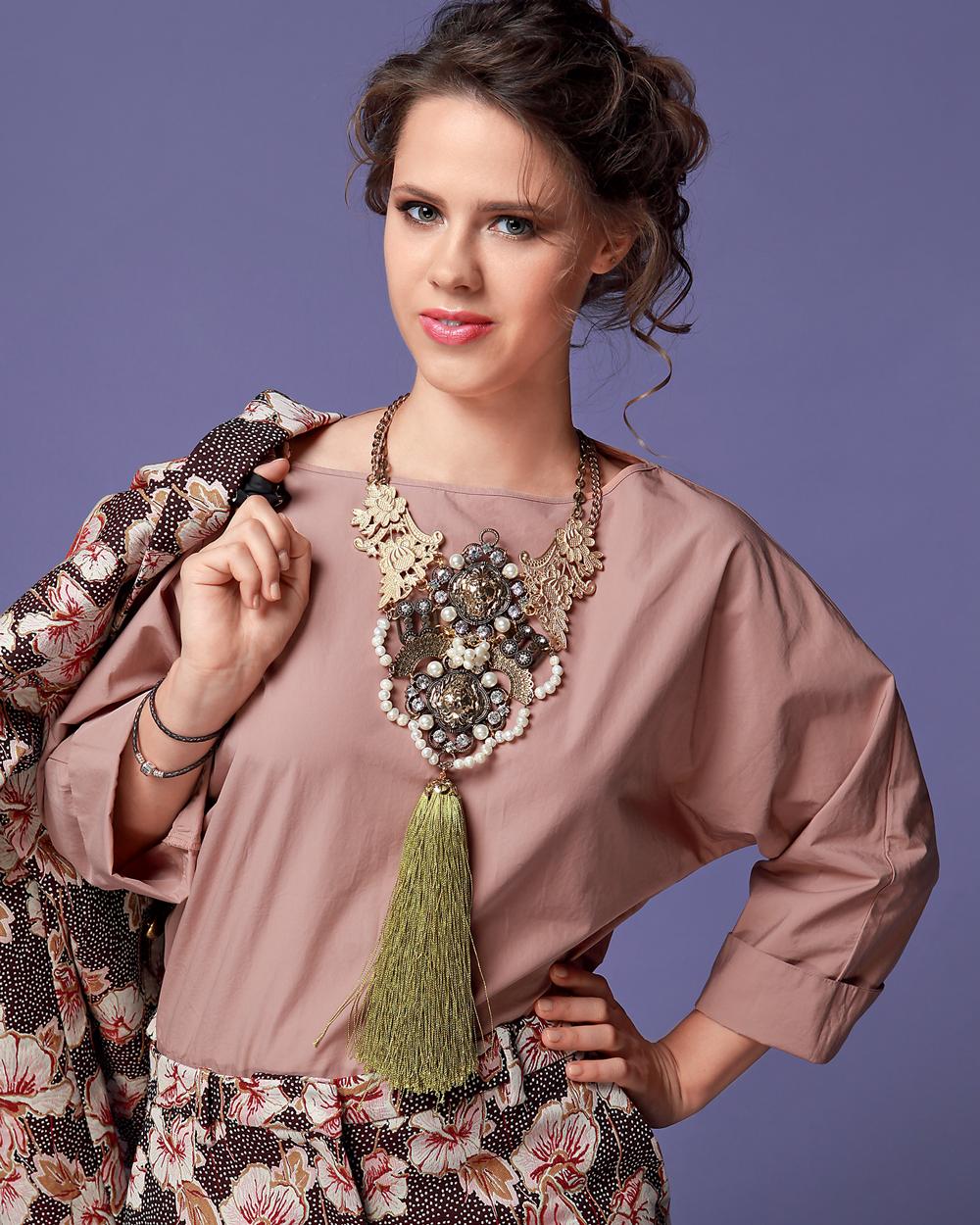 Модная бижутерия 2016: с чем носить и как сочетать