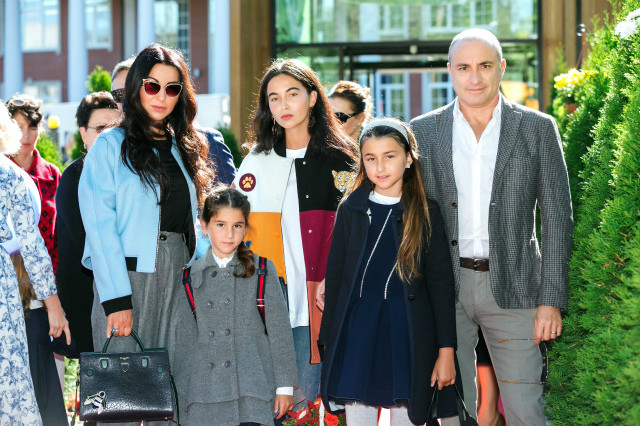 михаил турецкий семья фото