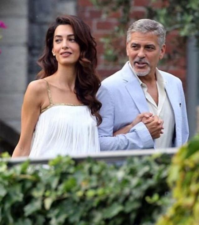 Джордж Клуни и его супруга Амаль станут родителями