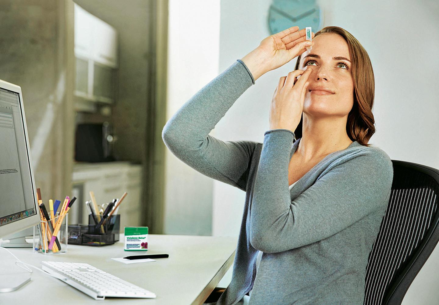 Как снизить усталость глаз: советы для офисных работников