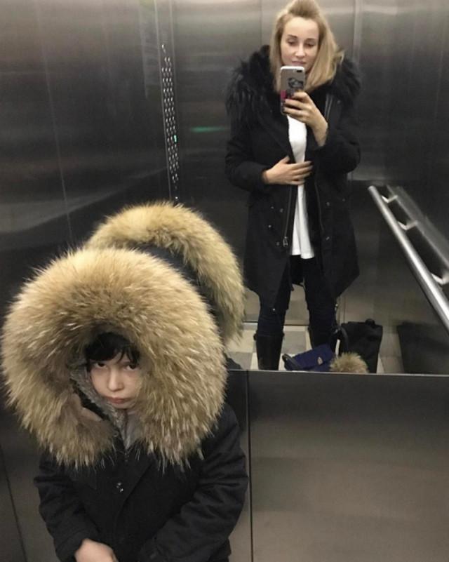 Анфиса Чехова призналась, что не хотела рожать сына