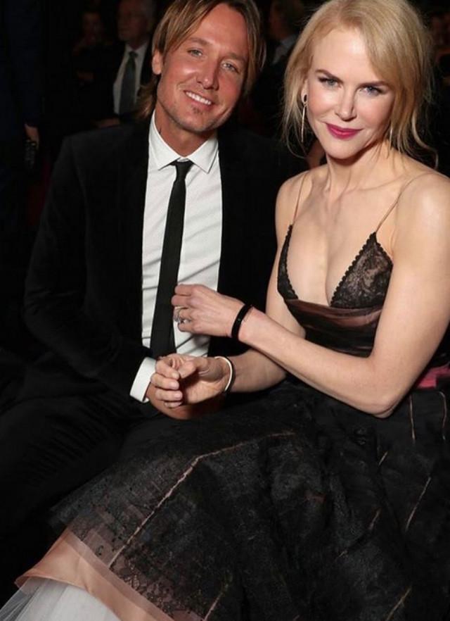 Слух о беременности Николь Кидман не дает покоя фанатам
