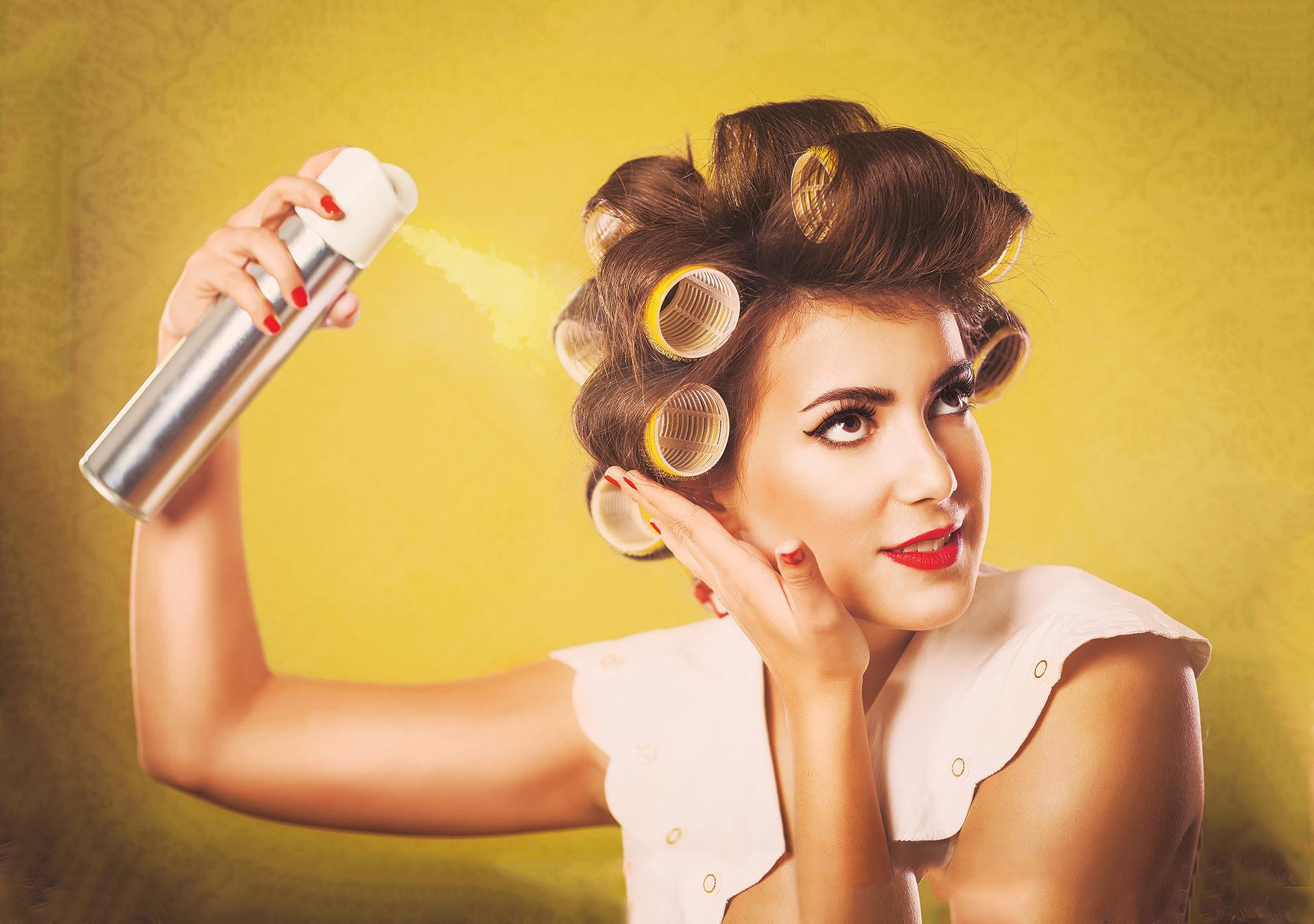 Что может лак для волос: неожиданное применение