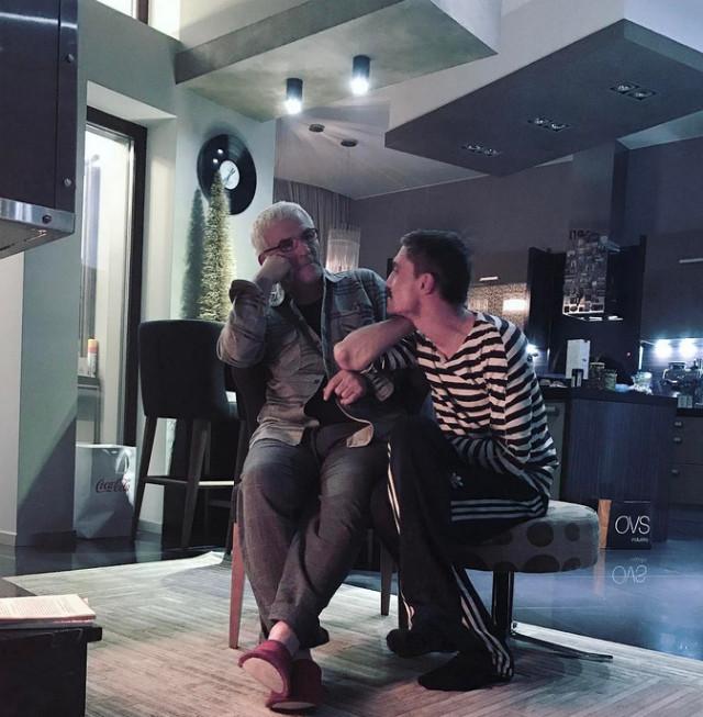 Дима Билан показал трогательное фото с отцом