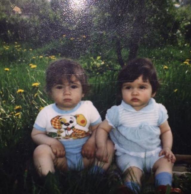 Детские фотографии Ксении Бородиной привели фанатов в восторг