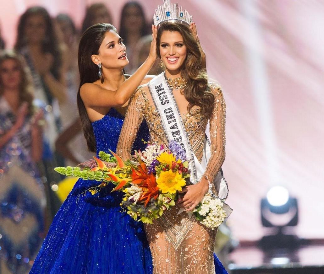 Студентка из Франции стала победительницей конкурса «Мисс Вселенная 2016»