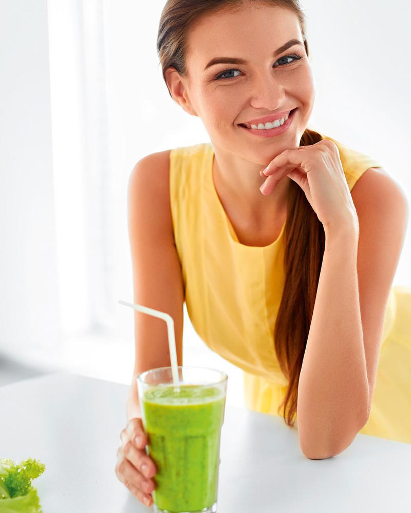 Экспресс-детокс: рецепты смузи для похудения и очищения
