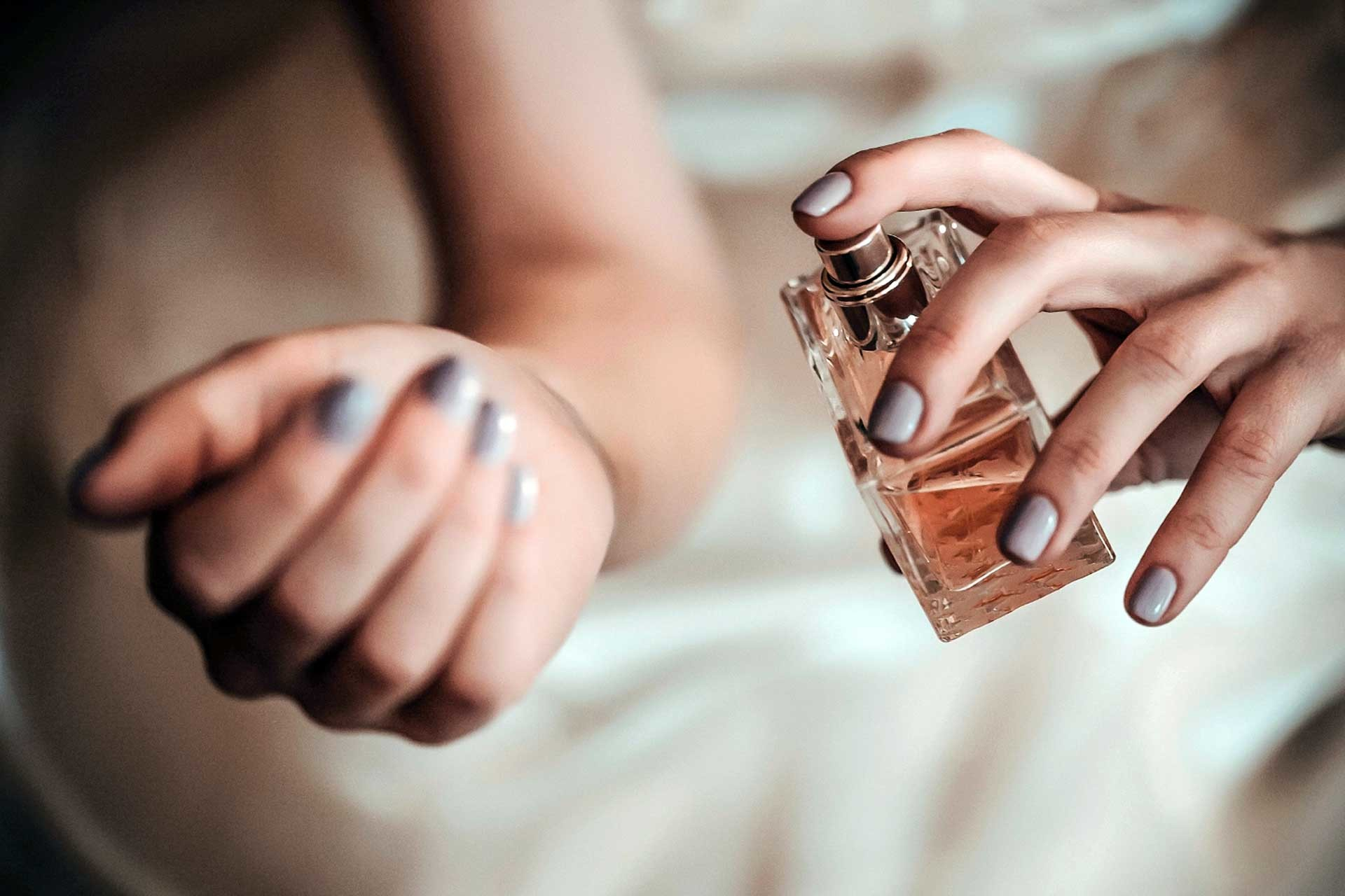 Как сочетать дезодорант с парфюмом?