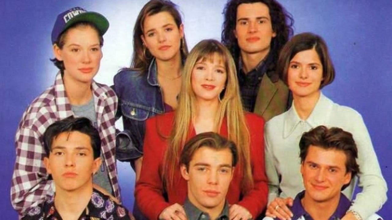 9 самых любимых сериалов нашего детства